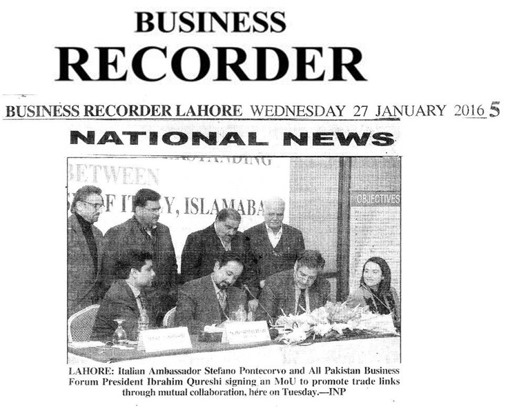 Business Recorder 27-01-2016