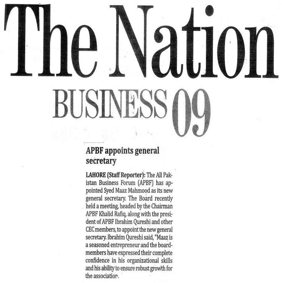 The Nation 19-01-2016