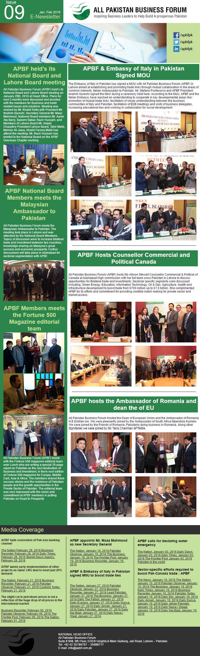 APBF E Newsletter 09