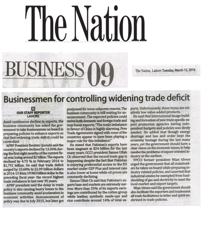 The Nation 15-03-2016