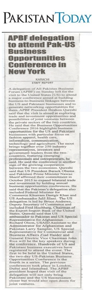 Pakistan Today 05-06-2016