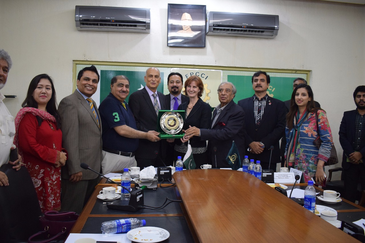 All Pakistan Business Forum – APBF RSC Committee on diplomatic