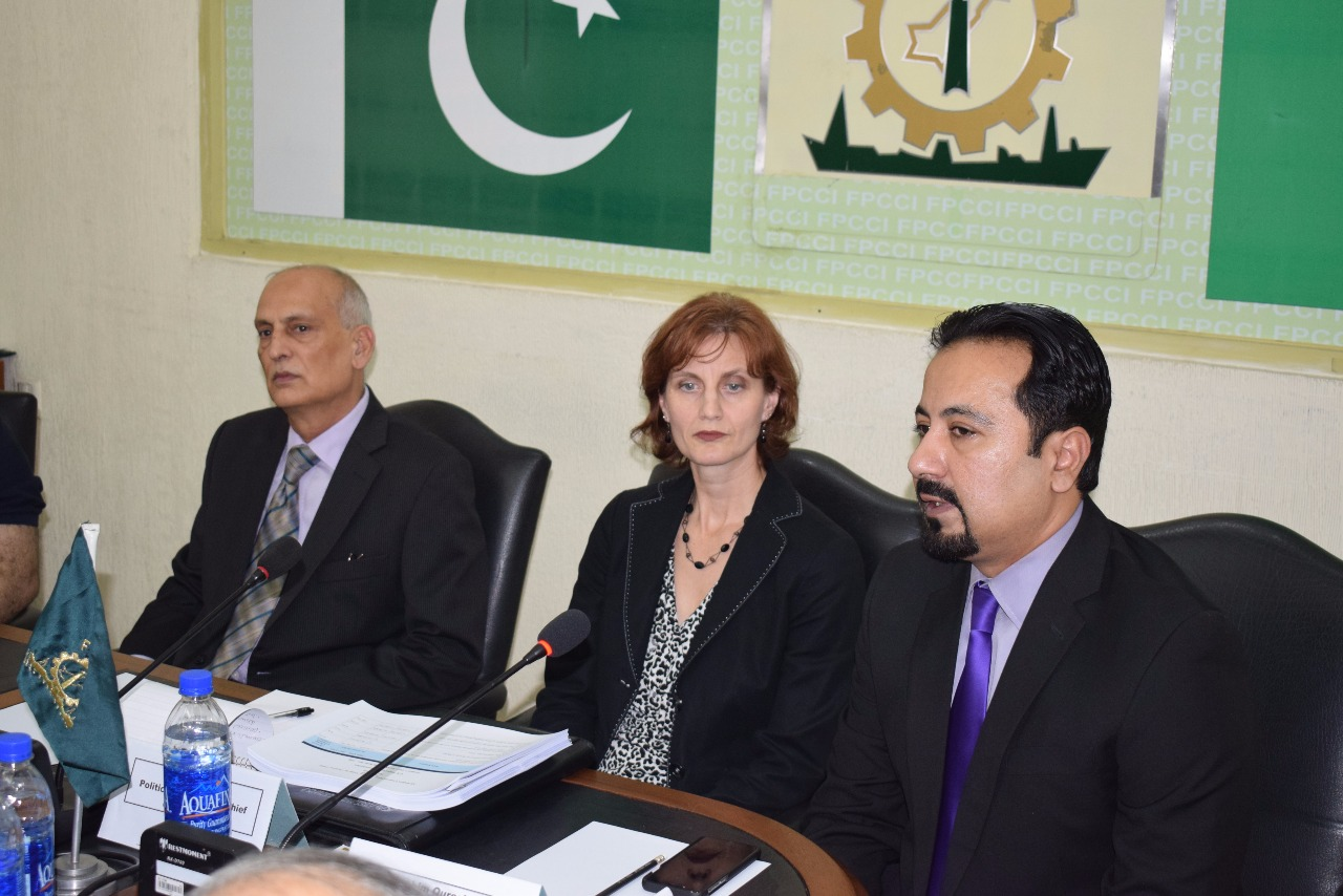 All Pakistan Business Forum – APBF RSC Committee on